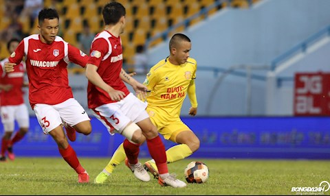 Quang Ninh vs Nam Dinh