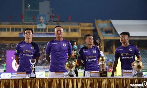 CLB Hà Nội vinh danh 4 Quả bóng vàng Việt Nam hình ảnh