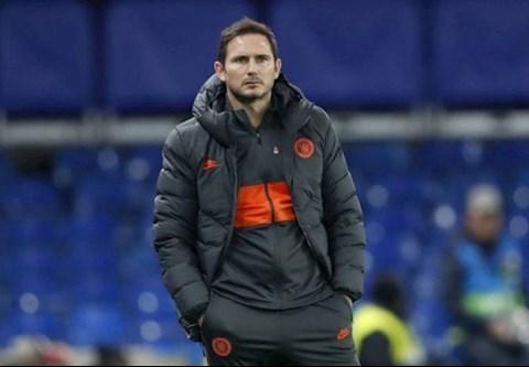HLV Lampard tiết lộ đội hình Chelsea hiện tại hình ảnh