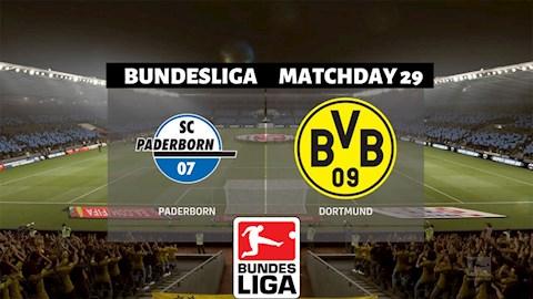 Paderborn vs Dortmund hôm nay 315 - Link trực tiếp FPTPlay hình ảnh