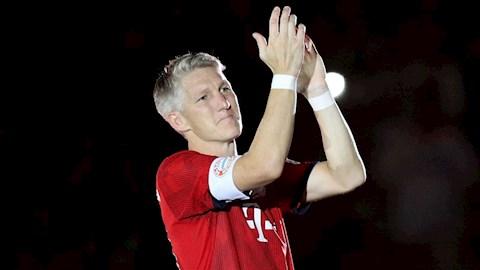 Bastian Schweinsteiger tin Bayern có thể giành cú ăn 3 hình ảnh