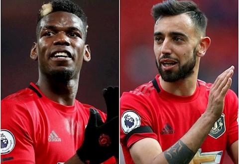 Dù ai nói ngả nói nghiêng, MU vẫn vững quan điểm về Pogba và Fernandes hình ảnh 2