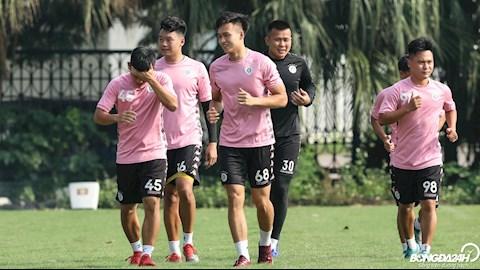 Bui Hoang Viet Anh Ha Noi FC