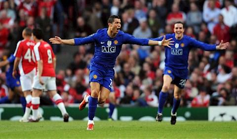 Arsenal vs Mu 2009 link xem lại video bán kết C1 2009 hình ảnh