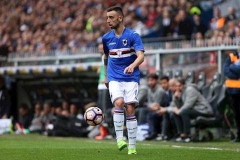 Sampdoria tố Sporting nợ tiền vụ chuyển nhượng Fernandes sang MU hình ảnh