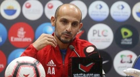 HLV Abdul-Aziz Al-Anbari duoc cho se tro thanh HLV truong DT UAE