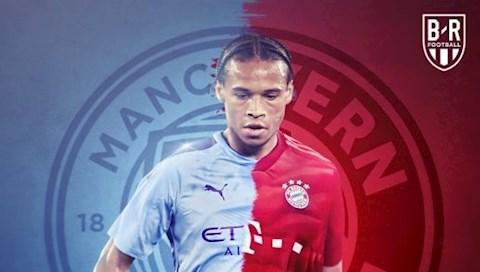 Bayern Munich đạt được thỏa thuận cá nhân với tiền đạo Leroy Sane hình ảnh