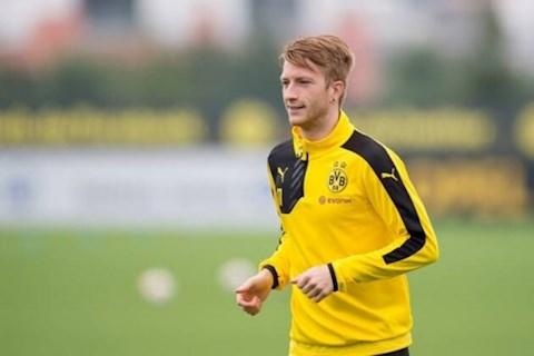 Tiền vệ Marco Reus báo tin vui cho Dortmund hình ảnh