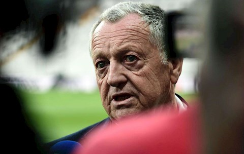 Chủ tịch Lyon vẫn hy vọng Ligue 1 mùa 2019-20 sẽ tiếp tục hình ảnh 2