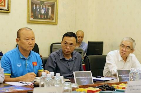 VFF sớm lên kế hoạch giúp HLV Park Hang Seo chinh phục SEA Games  hình ảnh