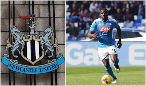 Trung vệ Kalidou Koulibaly hứng thú với Newcastle hình ảnh