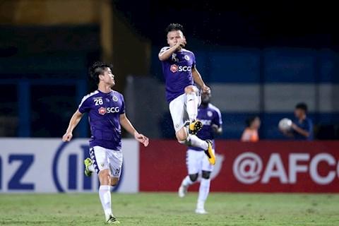 Trong một năm CLB Hà Nội tạo nên lịch sử ở AFC Cup  hình ảnh