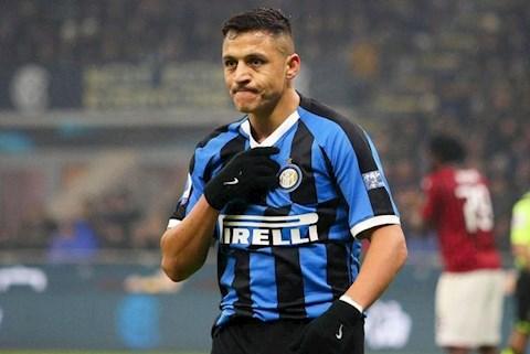 Inter nên tìm cách giữ chân Alexis Sanchez trong 1 năm nữa! hình ảnh