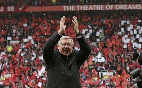 Ngày này năm xưa Sir Alex Ferguson tuyên bố chia tay MU hình ảnh