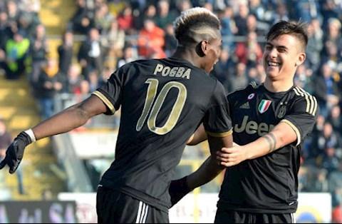 Paulo Dybala muốn Juventus chiêu mộ tiền vệ Paul Pogba hình ảnh
