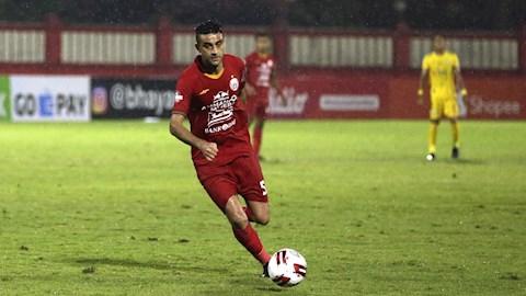 Thêm một cầu thủ nhập tịch chê bóng đá Indonesia hình ảnh
