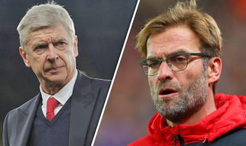 HLV Wenger ủng hộ Liverpool vô địch Ngoại hạng Anh 201920 hình ảnh