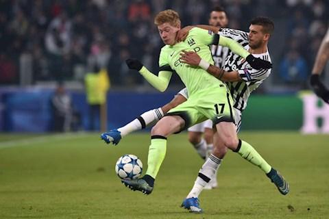 Juventus hỏi mua tiền vệ Kevin de Bruyne của Man City hình ảnh