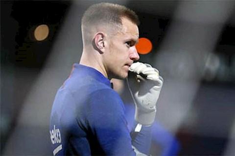 Barca được khuyên nên giữ chân thủ môn Stegen hình ảnh