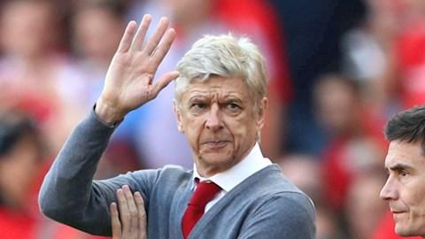 Bộ đôi huyền thoại kêu gọi Arsenal dựng tượng HLV Wenger hình ảnh