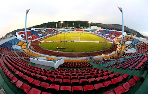 San Cam Pha van con nhieu cho trong tai vong 1/8 cup quoc gia 2020