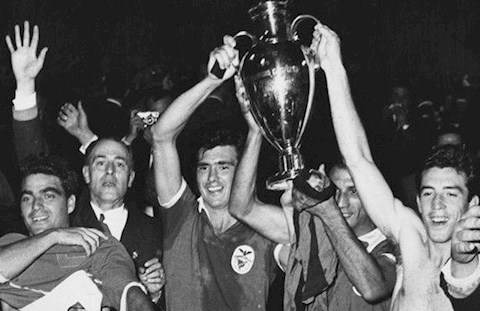 Benfica vo dich nam 1962