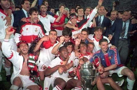 Milan vo dich 1994
