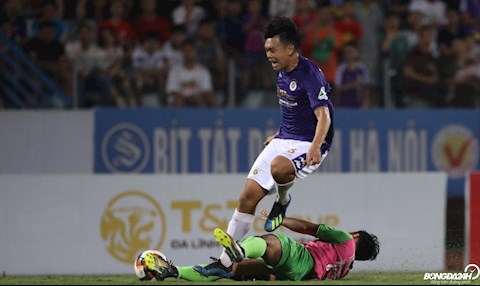 Thanh Chung CLB Ha Noi