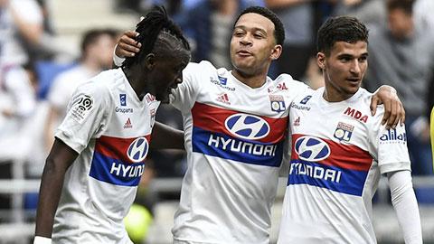 Lyon sẽ đánh bại Juventus nhờ tiền đạo Memphis Depay hình ảnh
