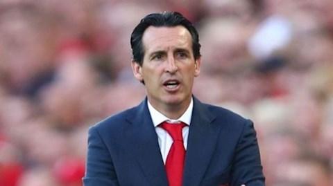 Huyền thoại Arsenal nói lời cay đắng với HLV Unai Emery hình ảnh