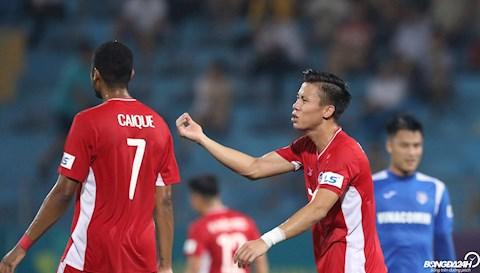 Viettel vs Quang Ninh