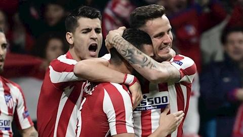 Atletico Madrid  có 2 trường hợp mắc Covid-19 hình ảnh
