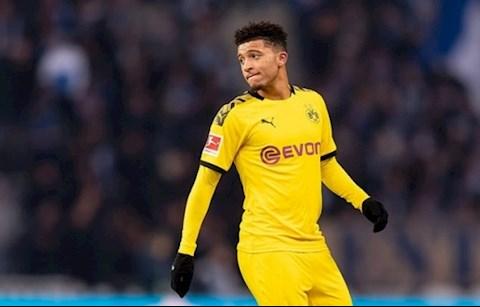 HLV Dortmund lường trước khả năng mất Sancho và Hakimi hình ảnh