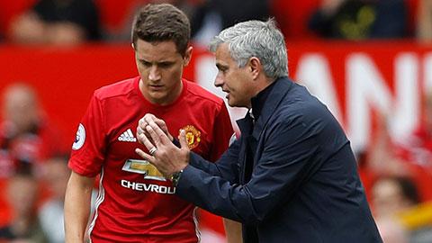 Tiền vệ Ander Herrera tiết lộ lý do Mourinho bị MU sa thải hình ảnh