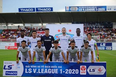 HAGL đứng trước cơ hội lập kỷ lục V-League nếu đả bại Sài Gòn FC hình ảnh
