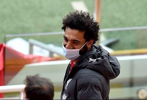 Vì sao đội hình Liverpool vắng Salah và Robertson trước Blackburn hình ảnh