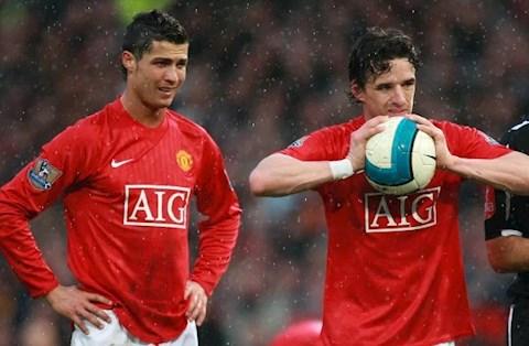 Hargreaves khẳng định Cristiano Ronaldo không phải kẻ tự phụ hình ảnh