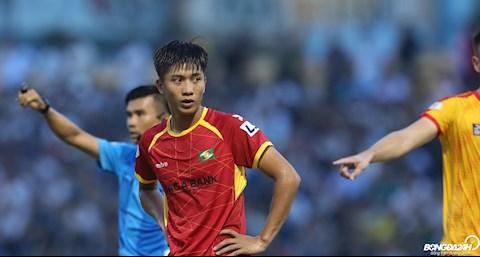 Thanh Hoa vs SLNA Phan Van Duc