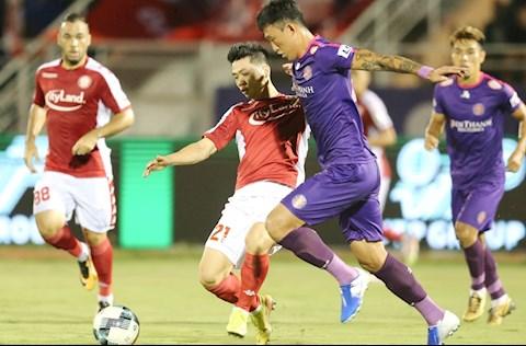 Cong Phuong TP.HCM vs Sai Gon FC