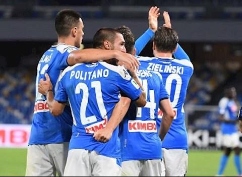 Bàn thắng kết quả Napoli vs Inter Milan 1-1 Coppa Italia hình ảnh