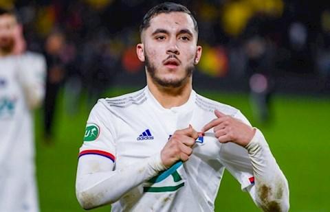 Lyon xác nhận Real và MU đều phải lòng Rayan Cherki hình ảnh