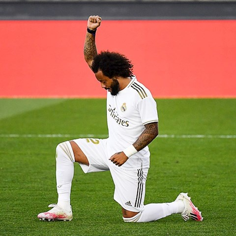 Marcelo ghi ban thu 3 cho Real Madrid