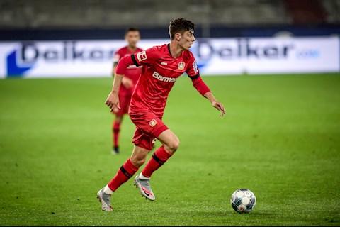 Bàn thắng kết quả Schalke vs Leverkusen 1-1 Bundesliga 2020 hình ảnh