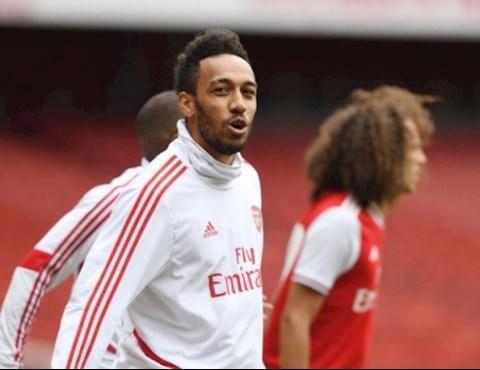 Tiền đạo Aubameyang nói điều mà CĐV Arsenal nào cũng muốn nghe hình ảnh
