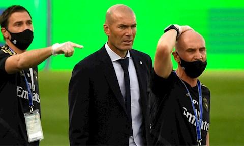 HLV Zidane nói gì sau chiến thắng trước Eibar hình ảnh