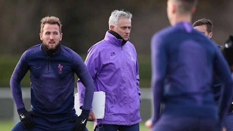 HLV Jose Mourinho đứng trước khó khăn rất lớn ở Tottenham hình ảnh