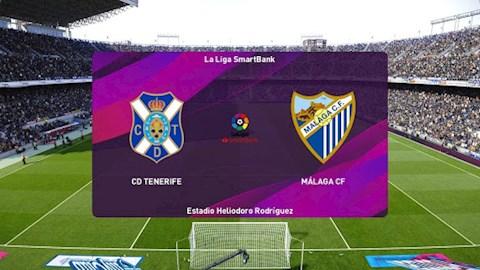 Tenerife vs Malaga 2h30 ngày 166 Hạng 2 TBN 201920 hình ảnh