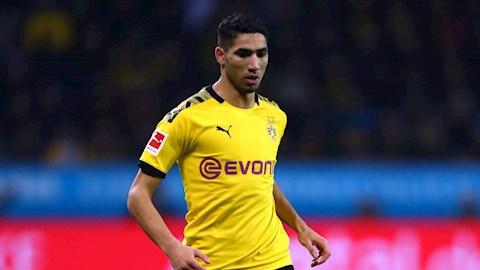 Hakimi phủ nhận đàm phán với Bayern hình ảnh