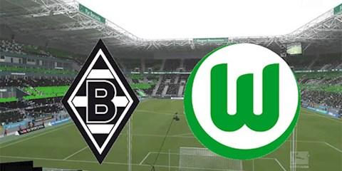 Gladbach vs Wolfsburg 23h30 ngày 166 Bundesliga 201920 hình ảnh