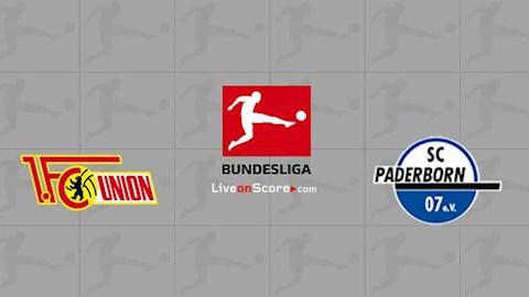 Union Berlin vs Paderborn 1h30 ngày 176 Bundesliga 201920 hình ảnh